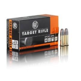 rws .22lfB Target Rifle (10x50)