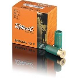 rtw special 12 F 12/67,5 2,7 mm 32g nr.6 zelena UM (10x25)