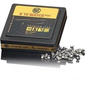 rws R10 Match Plus 4,5 mm 0,53g (100) puška