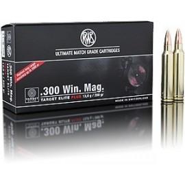 rws .300 Win. Mag. Target Elite Plus 13,0g (20)