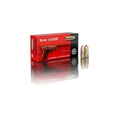 geco 9mm Luger FMJ 8,0g (50)