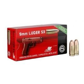 geco 9 mm Luger SX Tombak 8,0g (50)