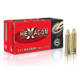 geco .357 Mag. Hexagon 11,7g (50)