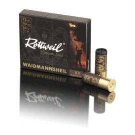 rtw waidmannsheil 12/70 4,0mm 36g nr.1 črna UM (20x10)