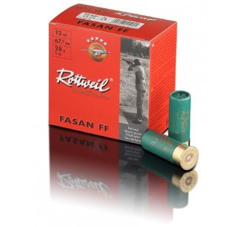 rtw Fasan FF 12/67,5 2,4mm 28g (10x25)