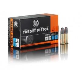 rws .22lfB Target Pistol (10x50)