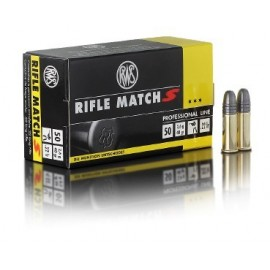 rws .22lfB Rifle Match S (10x50)
