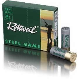 rtw steel game 16/67,5 26g, 3.00mm (20x10)