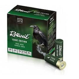 rtw game edition crow 12/70 34g 2.9mm (25x10)