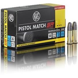 rws .22lfB Pistol Match SR (10x50)