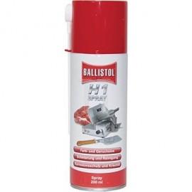BALLISTOL H1 spray, olje za gostinstvo, 200ml