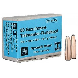 geco krogla 7mm TM 10.7g 50kos