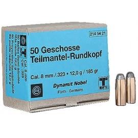 geco krogla 8mm TM Dia.323 12.0g 50kos