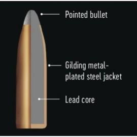 rws krogla 5.6mm .223 TMS 3,0g 100kos