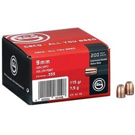 geco krogla HSP 9mm 7,5g 200kos