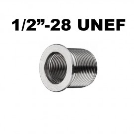 Hausken adapter 1/2- 28 UNEF na18x1