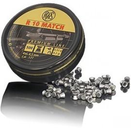 rws R10 Match 4,48mm 0,53g (500) puška