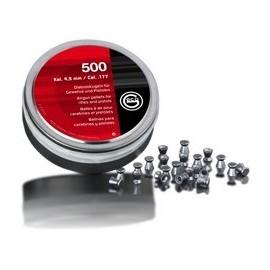 geco gladek 4,5mm 0,45g (500)