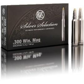 rws .300 Win. Mag. EVO 11,9g silver sel. (20)