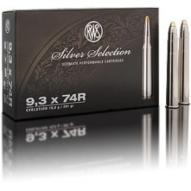 rws 9,3x74 R EVO Silver Selection 18,8g (20)