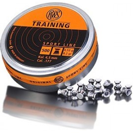 rws Training 4,5mm 0,53g (500)