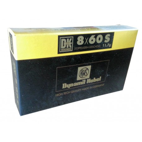 rws 8x60S DK 11,7g (20)